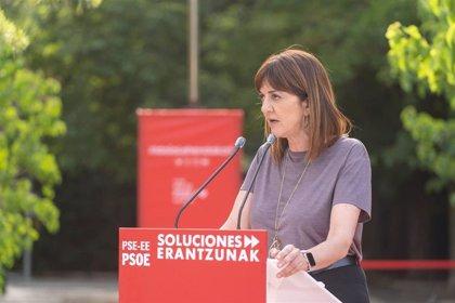 """Mendia asegura que PSE """"volcará en la reconstrucción y rechazará la bronca o división"""""""