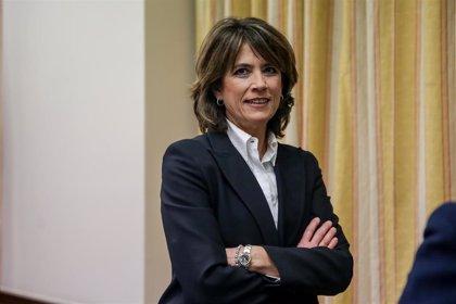 ERC pide que la fiscal Delgado explique en el Congreso su oposición a la semilibertad de los presos del 'procés'