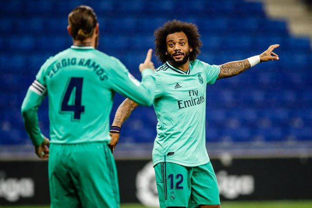 Marcelo y Sergio Ramos (Real Madrid)