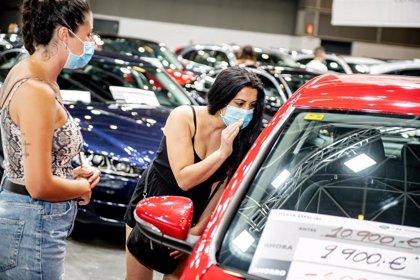 Feria Valencia abre de nuevo sus puertas tras 4 meses de parón con los salones de vehículos de ocasión y moda infantil