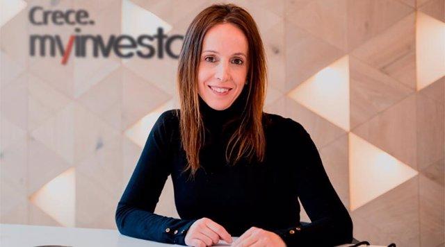 Núria Rocamora, co-ceo de MyInvestor.
