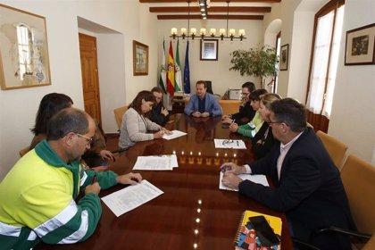 La ampliación del mantenimiento de calles en Mairena del Aljarafe garantiza la condición de la plantilla municipal