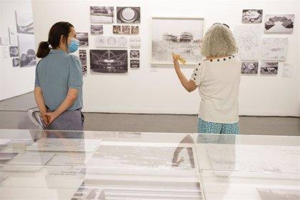 TEA acoge la exposición arquitectónica 'Fernando Higueras. Desde el origen'