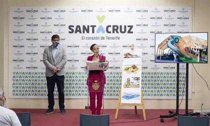 El Ayuntamiento de Santa Cruz de Tenerife diseña 21 parques infantiles en todos los barrios