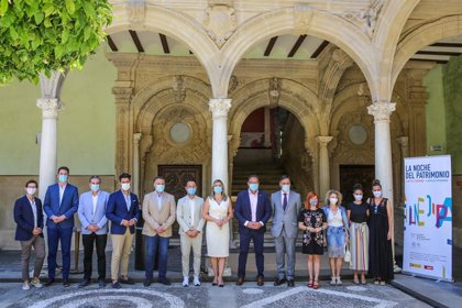 Las ciudades españolas Patrimonio de la Humanidad celebrarán La Noche del Patrimonio el 12 de septiembre