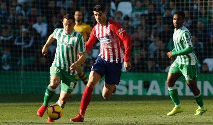El Metropolitano busca una victoria de 'Champions'