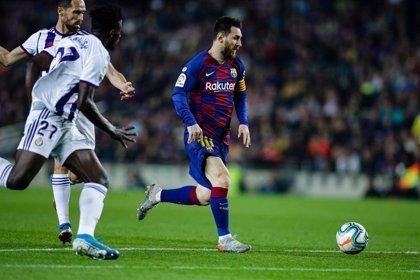 Pucela sueña con salvarse a costa de un Barça necesitado
