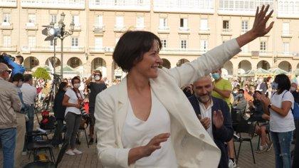 """Pontón (BNG) apela a hacer """"historia"""" el domingo para lograr """"confinar"""" al PP en la oposición"""
