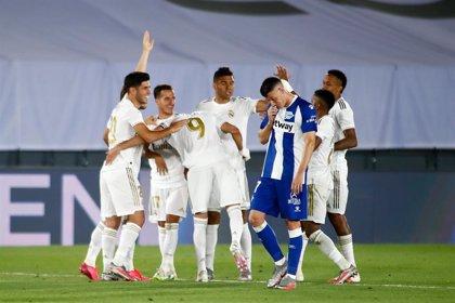 El Real Madrid tiene la Liga en el bolsillo