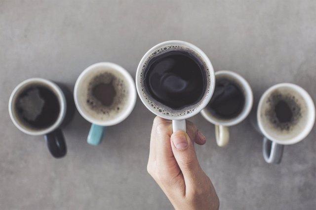 Tazas de café.