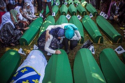 Europa hace penitencia en los 25 años de la matanza de Srebrenica, el gran fracaso de la comunidad internacional