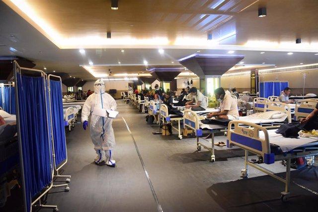 Coronavirus.- India rebasa los 800.000 casos de coronavirus tras registrar más d