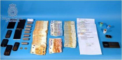 Detienen a un vendedor de drogas en Arrecife