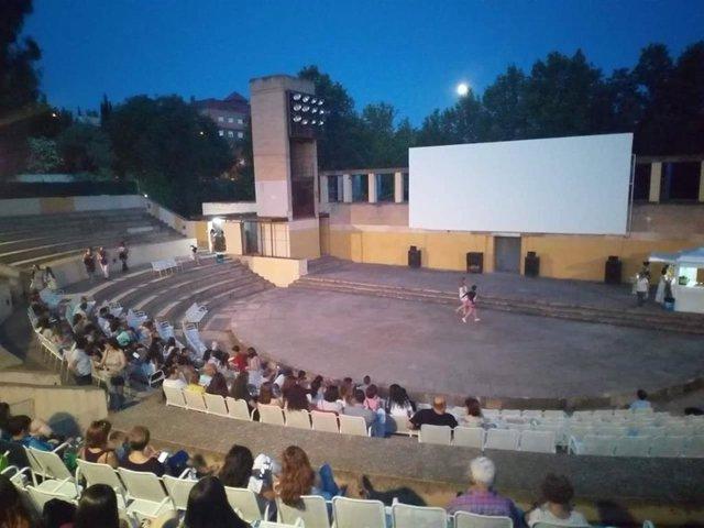 Cine de Verano 3 Culturas de Toledo.