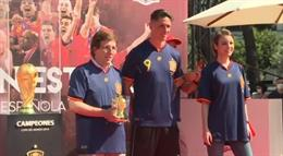 """Fútbol.- Torres: """"El Mundial fue un momento de unión increíble en el país"""""""