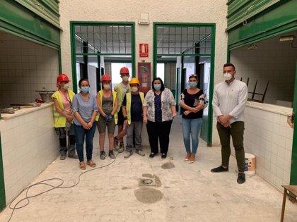 Diputación de Almería destaca que el PFEA mejorará infraestructuras de Chirivel con una inversión de 265.000 euros
