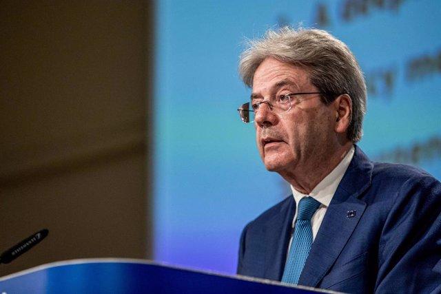 UE.- Gentiloni recomienda a los países de la UE que acuerden lo antes posible un