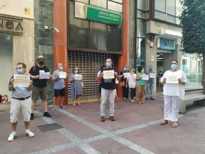 Aguilera (Adelante) pide declarar a Andalucía zona de emergencia climática y critica la 'Revolución Verde' de la Junta