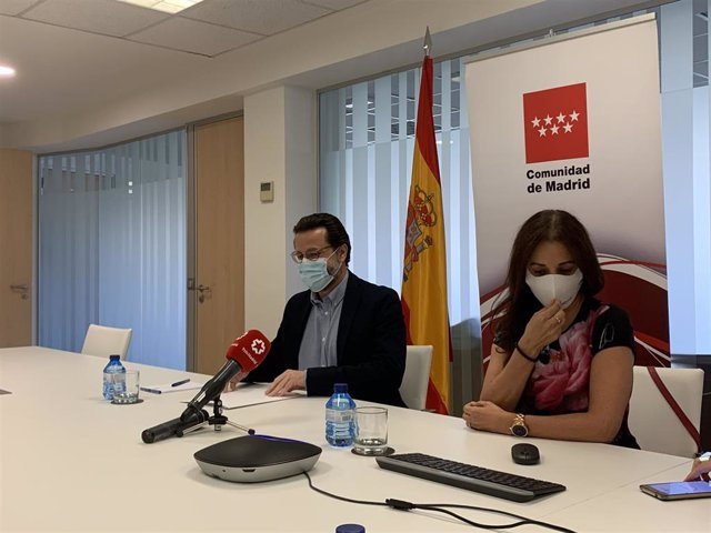 La Comunidad de Madrid estima en 1.000 millones de euros la caída de sus ingreso