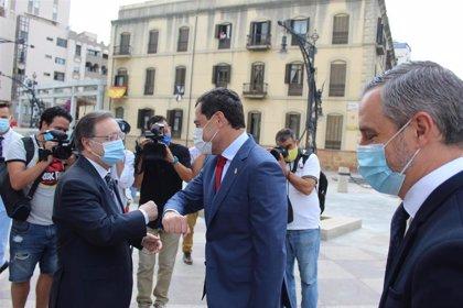 Andalucía y Ceuta exigen más financiación al Gobierno para atender a los menores migrantes y repartir su tutela