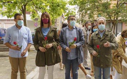Mendia recuerda los 134 años de la constitución de la primera agrupación socialista en Bilbao