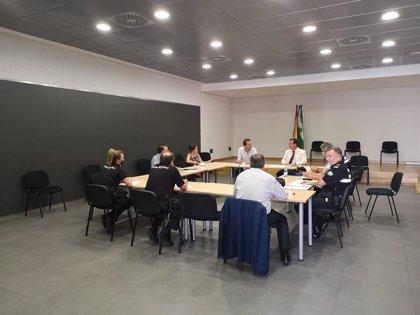 Ayuntamiento de Sevilla valora las inversiones municipales en el barrio de San Jerónimo en todos los ámbitos