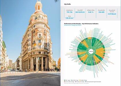 """La ONU reconoce València como """"Ciudad Sostenible e Inteligente"""""""