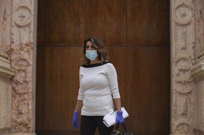"""Díaz critica que """"la gente necesita seguridad"""" ante el """"preocupante aumento"""" de brotes"""