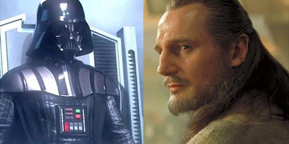 1. Star Wars: ¿Sabía Qui-Gon Jinn que Anakin Skywalker iba a ser Darth Vader?