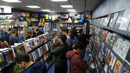 El establecimiento sevillano Nostromo es nominado por segundo año consecutivo a mejor tienda de cómics del mundo