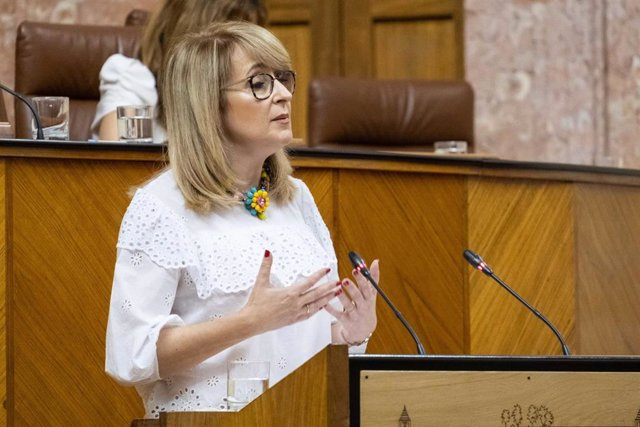 La diputada popular Pilar Pintor