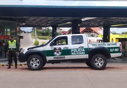 Bolivia.- Autoridades y manifestantes pactan colaborar en la liberación de tres miembros del MAS acusados de terrorismo