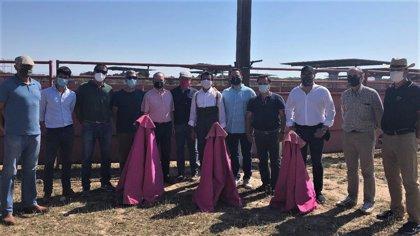 Vox Aragón defiende a las ganaderías de reses bravas y al sector taurino