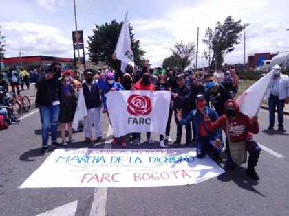 """La FARC denuncia un aumento """"exponencial"""" de los asesinatos de exguerrilleros"""