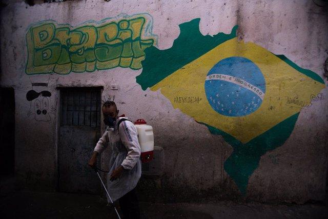 Coronavirus outbreak in Brazil