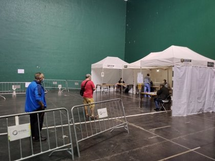 Todas las mesas electorales de Ordizia (Gipuzkoa) abren sus puertas con normalidad