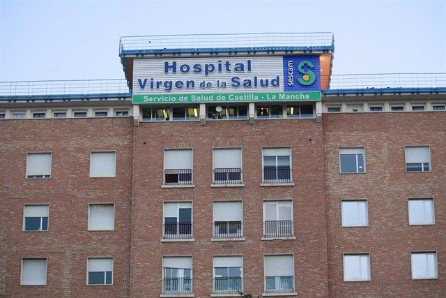 Hospital, Virgen de la salud, Toledo. Imagen de archivo.