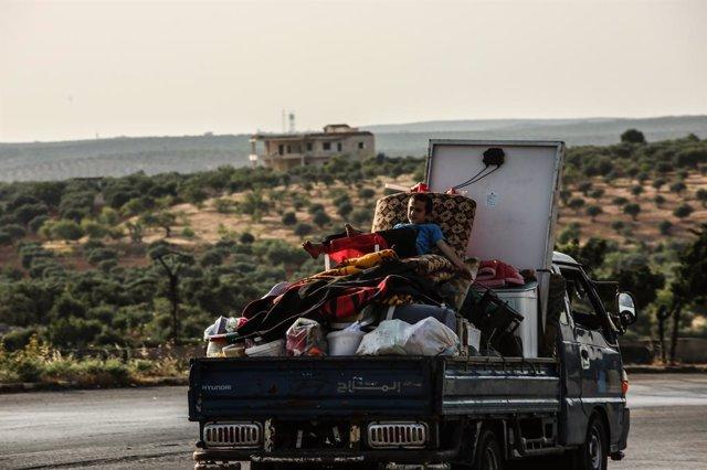 Siria.- Las ONG repudian la resolución del Consejo de Seguridad para Siria al li