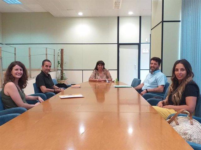Reunión Programa Nayfa