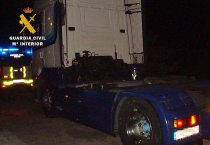 Investigado un conductor en Burgos por manipular el tacógrafo de un vehículo para falsear registros