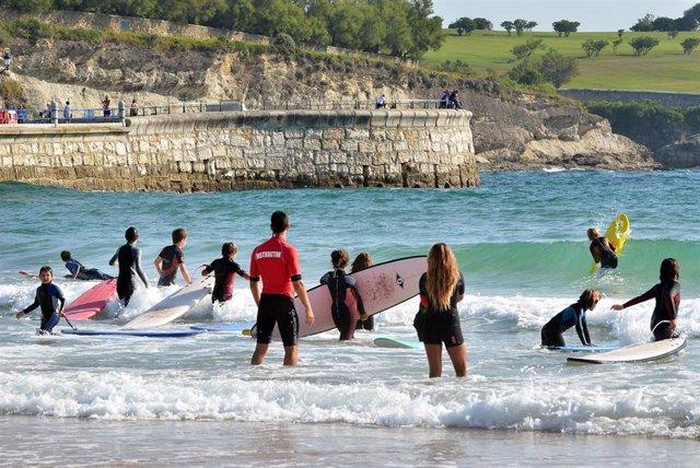 IMD surf
