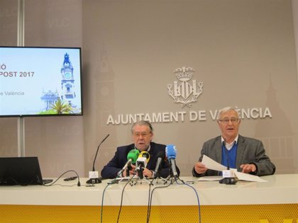 """Joan Ribó recuerda a Vilar como un """"magnífico concejal al servicio de València"""" y """"muy querido por toda la corporación"""""""