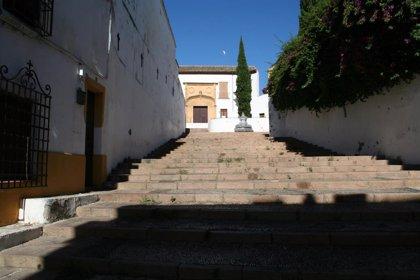 Cultura da luz verde a la eliminación del cableado en el entorno del Cristo de los Faroles de Córdoba