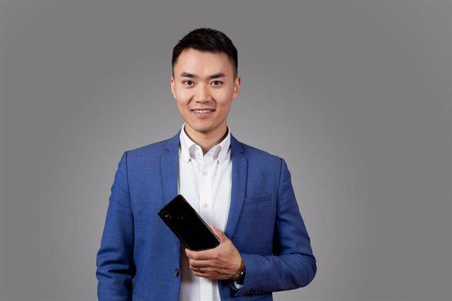 Wen Ou, responsable de Xiaomi para Europa occidental
