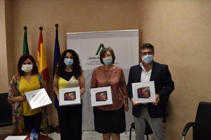 Igualdad y Unicef España reparten 380 tablets en los centros de protección de menores de Andalucía