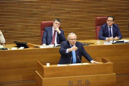 """Cs pide al Consell """"coordinación"""" con el Gobierno para ofrecer cifras """"reales"""" de contagios y fallecidos por COVID-19"""