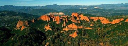 Las Médulas, legado romano y Patrimonio de la Humanidad en la comarca de El Bierzo (León)