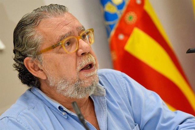 El concejal de Hacienda, Ramón Vilar.