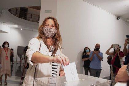 """Beatriz Pino (Cs) llama a acudir a las urnas para """"conseguir una Galicia del siglo XXI"""""""