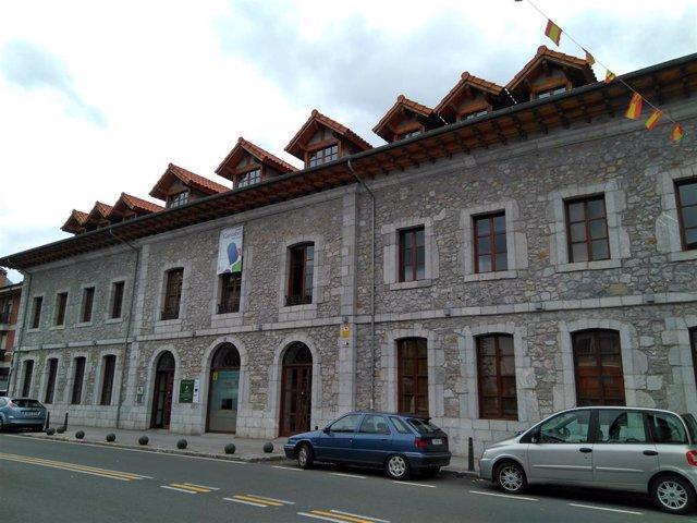 Sede de la Fundación Orense en Ramales, una de las sedes de las charlas